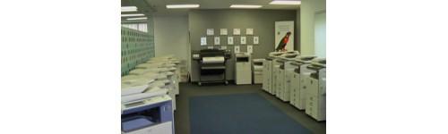 SHARP used copiers guaranteed