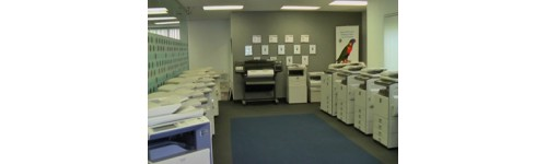 SHARP used copiers guaranteed