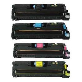 PACK TONER COMPATIBLE HP COLOR LASERJET 2840