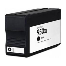 CARTUCHO TINTA HP 950XL NEGRO COMPATIBLE