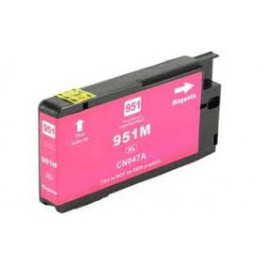 CARTUCHO TINTA HP 951XL MAGENTA COMPATIBLE