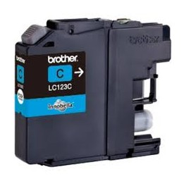 Brother LC123 C COMPATIBLE